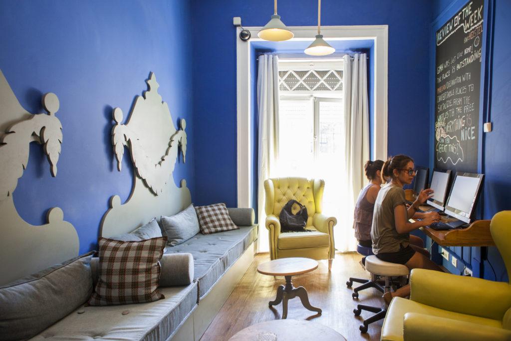 Goodmorninghostel_21  4 khách sạn tốt nhất bạn nên tham khảo tại Lisbon Goodmorninghostel 21