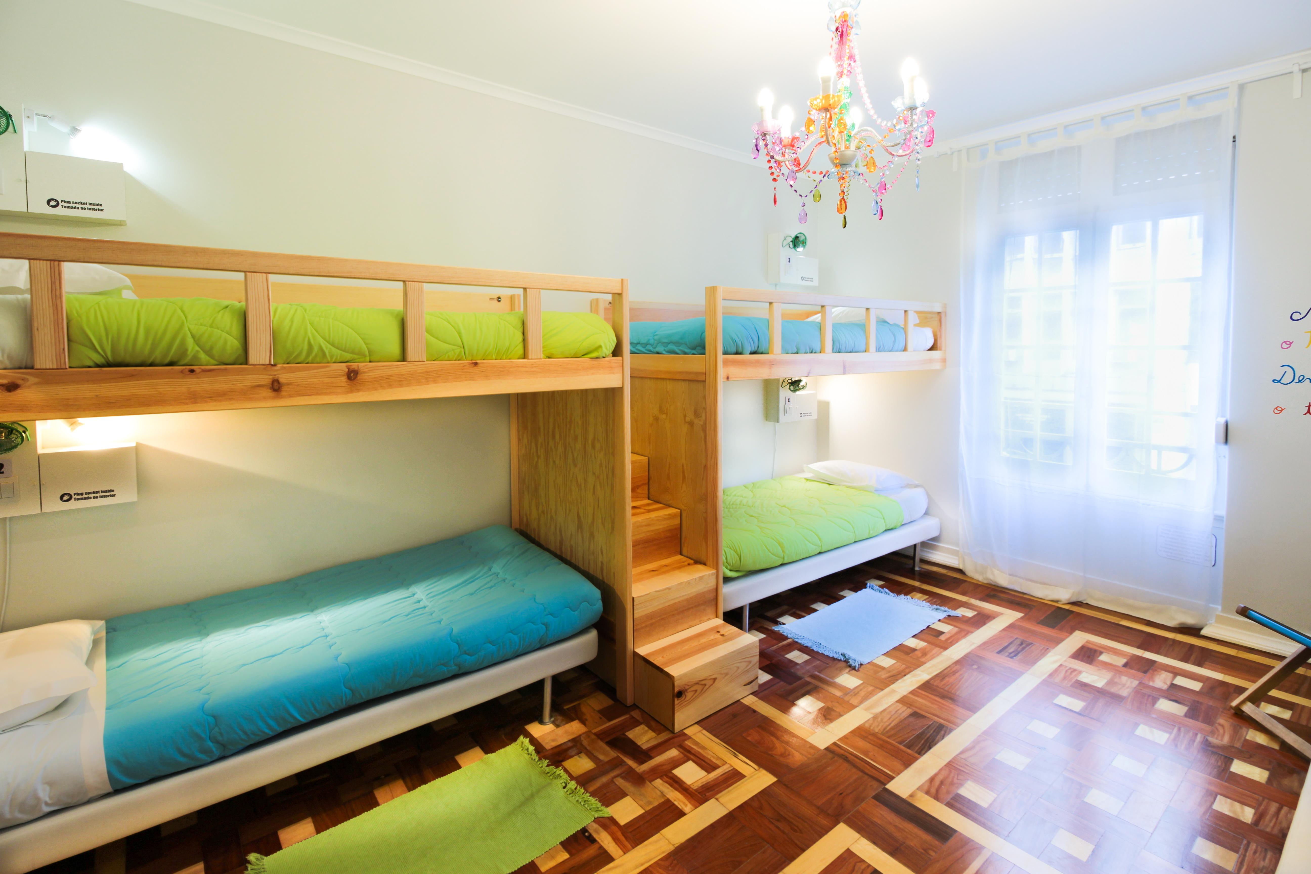 Home Lisbon Hostel Private Room