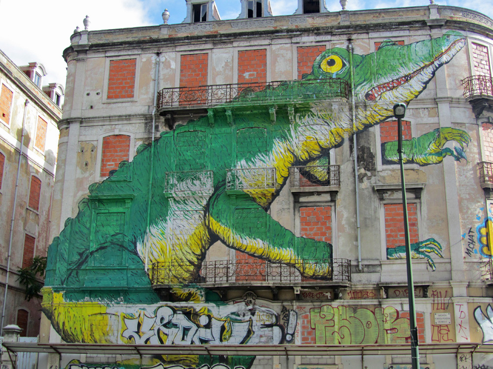 Khám phá nghệ thuật đường phố độc đáo tại Đức 10842205325 52b4d244a2 b 2