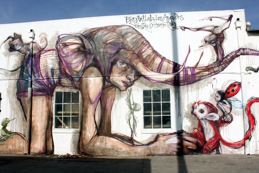 Khám phá nghệ thuật đường phố độc đáo tại Đức 6645736067 c69f6ee36e b