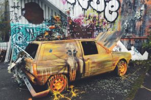40 pictures that will make you visit Teufelsberg