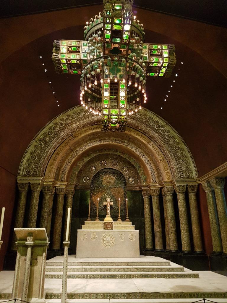 Morse Museum, Tiffany Chapel