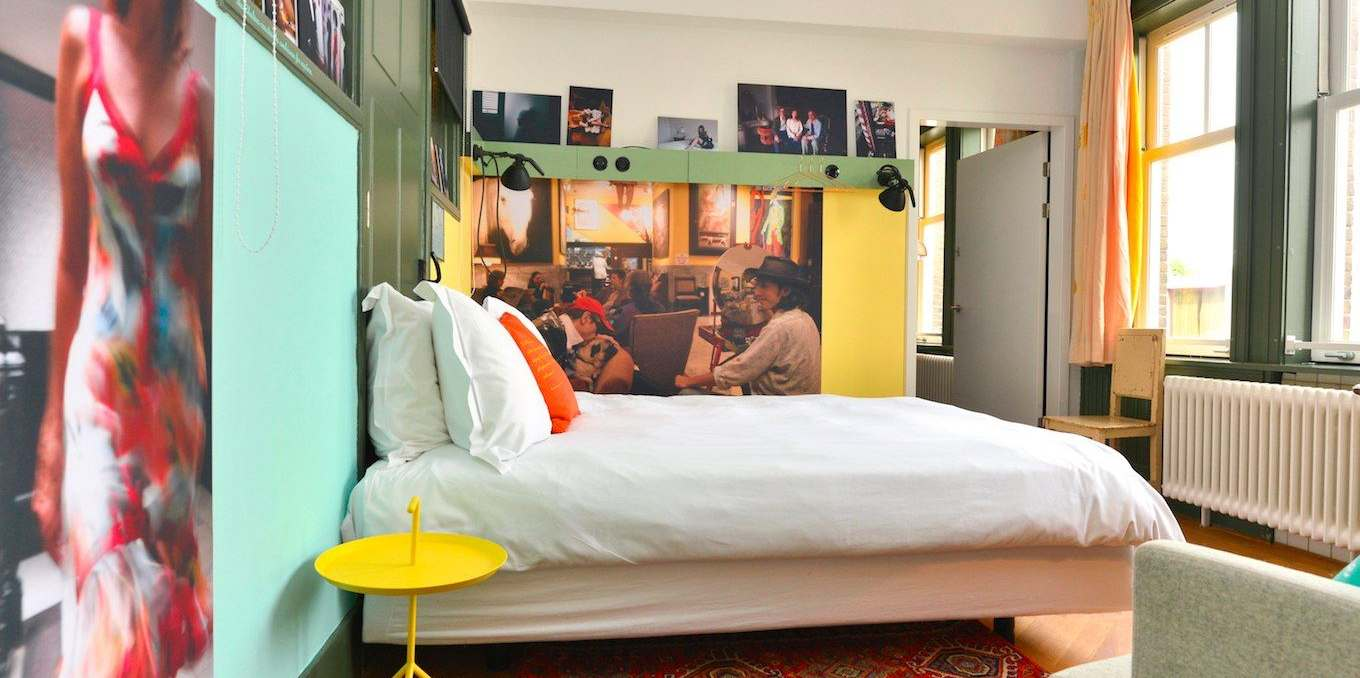 Rooms: 10 Of The Best Budget Places To Stay In Amsterdam