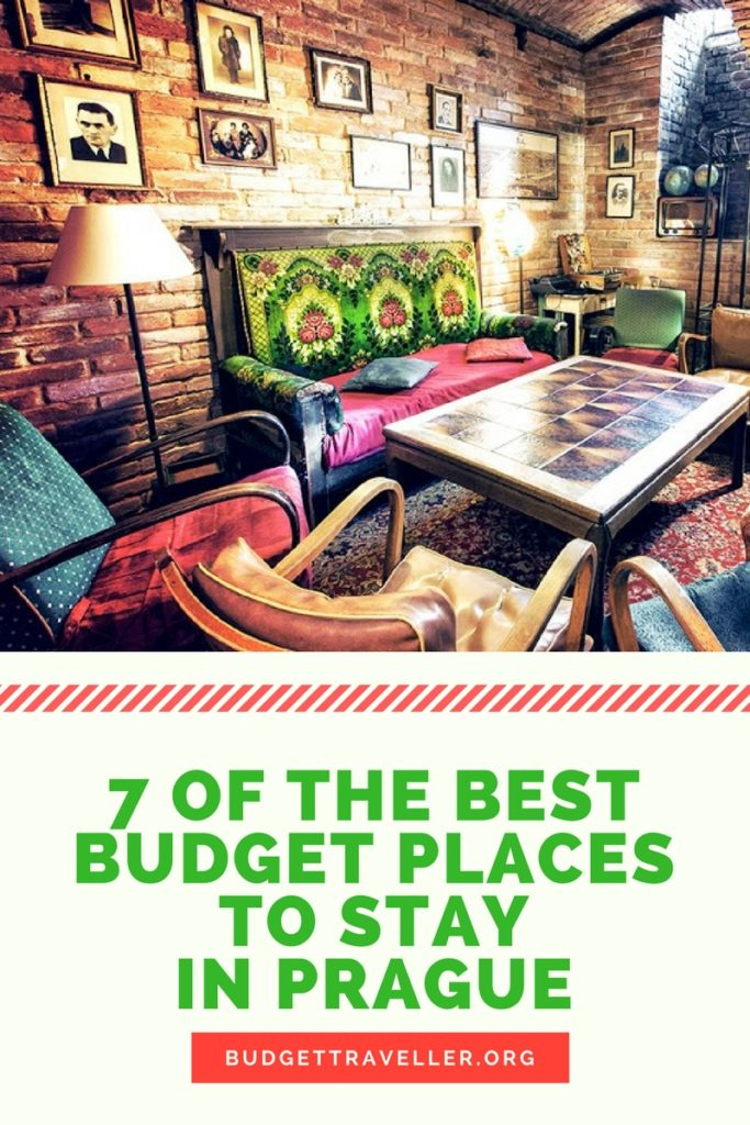 7 of the best budget places to stay in prague for Best area to stay in prague