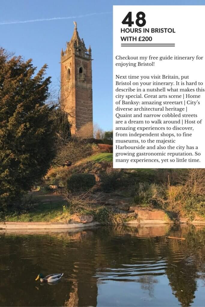 48 hours Bristol guide