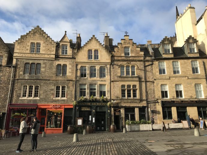 48 Hours in Edinburgh -