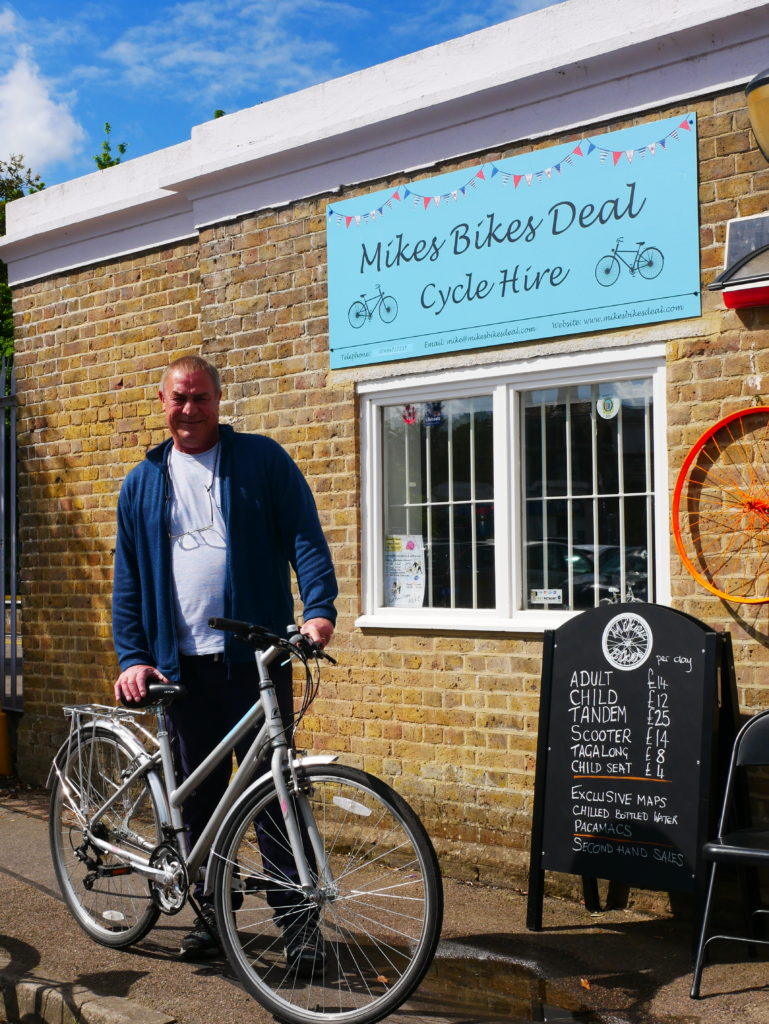 Mike's Bikes, Deal