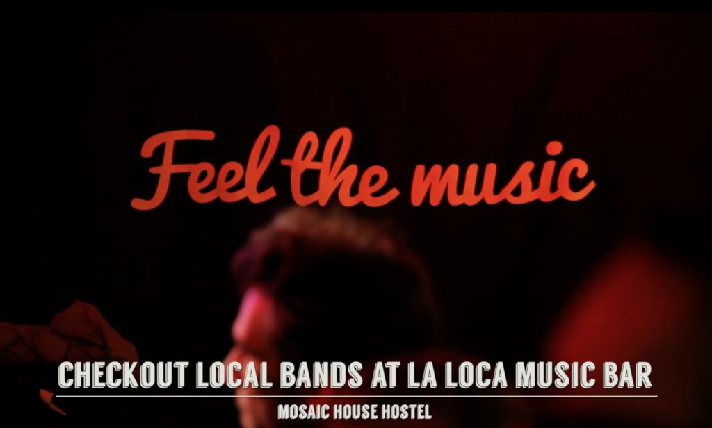 La Loca Music Bar, Prague