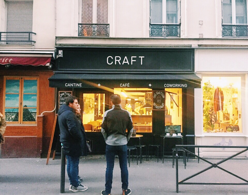 cafe craft paris