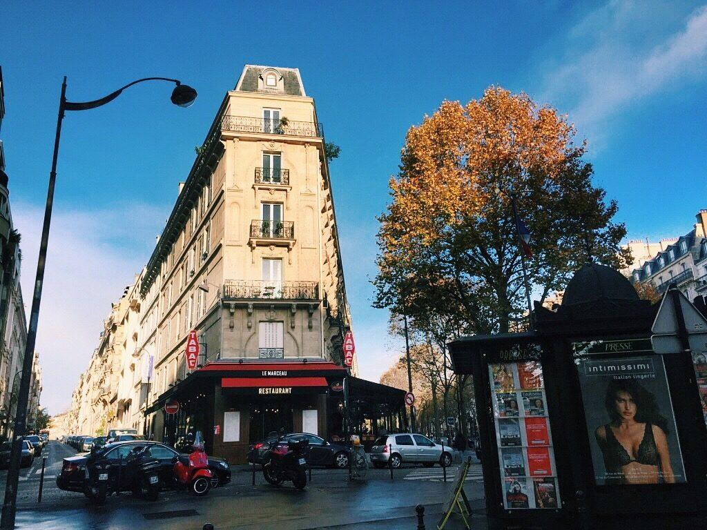 Khám phá mùa thu lãng mạn tại Paris 8c0720bf 2cd2 4bd5 9bab ab86ad5f3d56