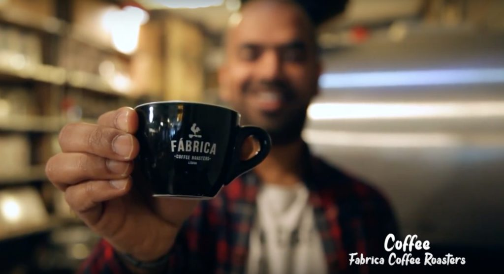 fabric coffee roasters lisbon