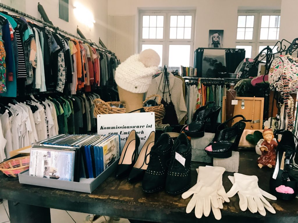 Second Hand Boutique Stuttgart