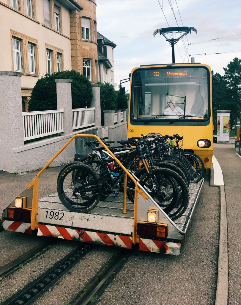 Rack Railway Stuttgart