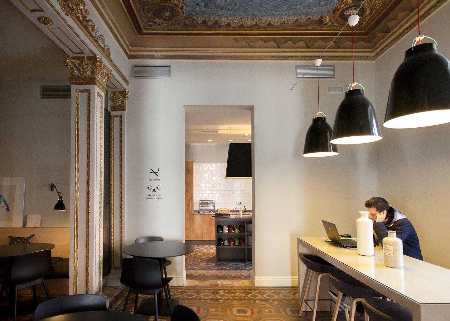 Toc Hostel Madrid S Finest Design Hostel
