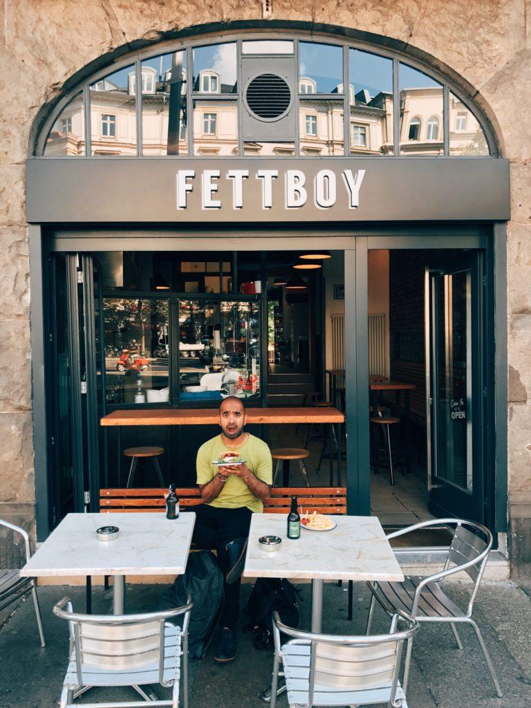 Fettboy, Dresden