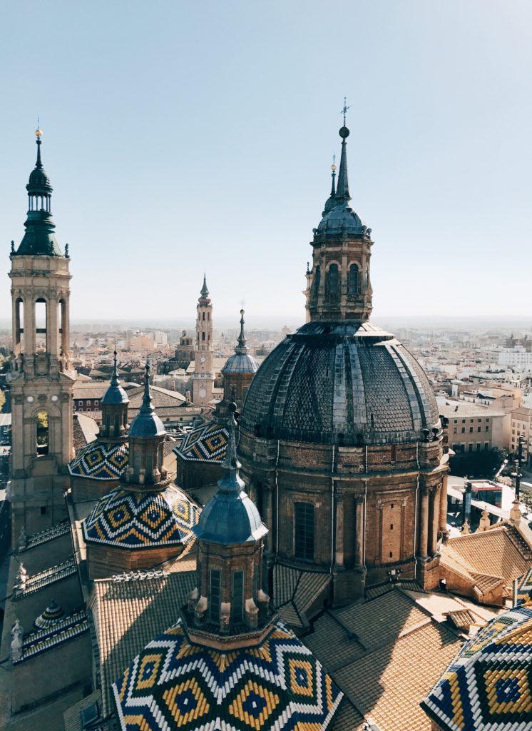 Basílica del Pilar Zaragoza
