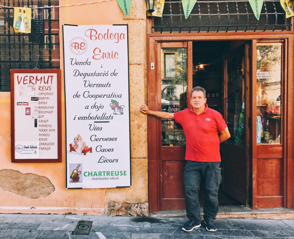 Bodega Enric, Tarragona