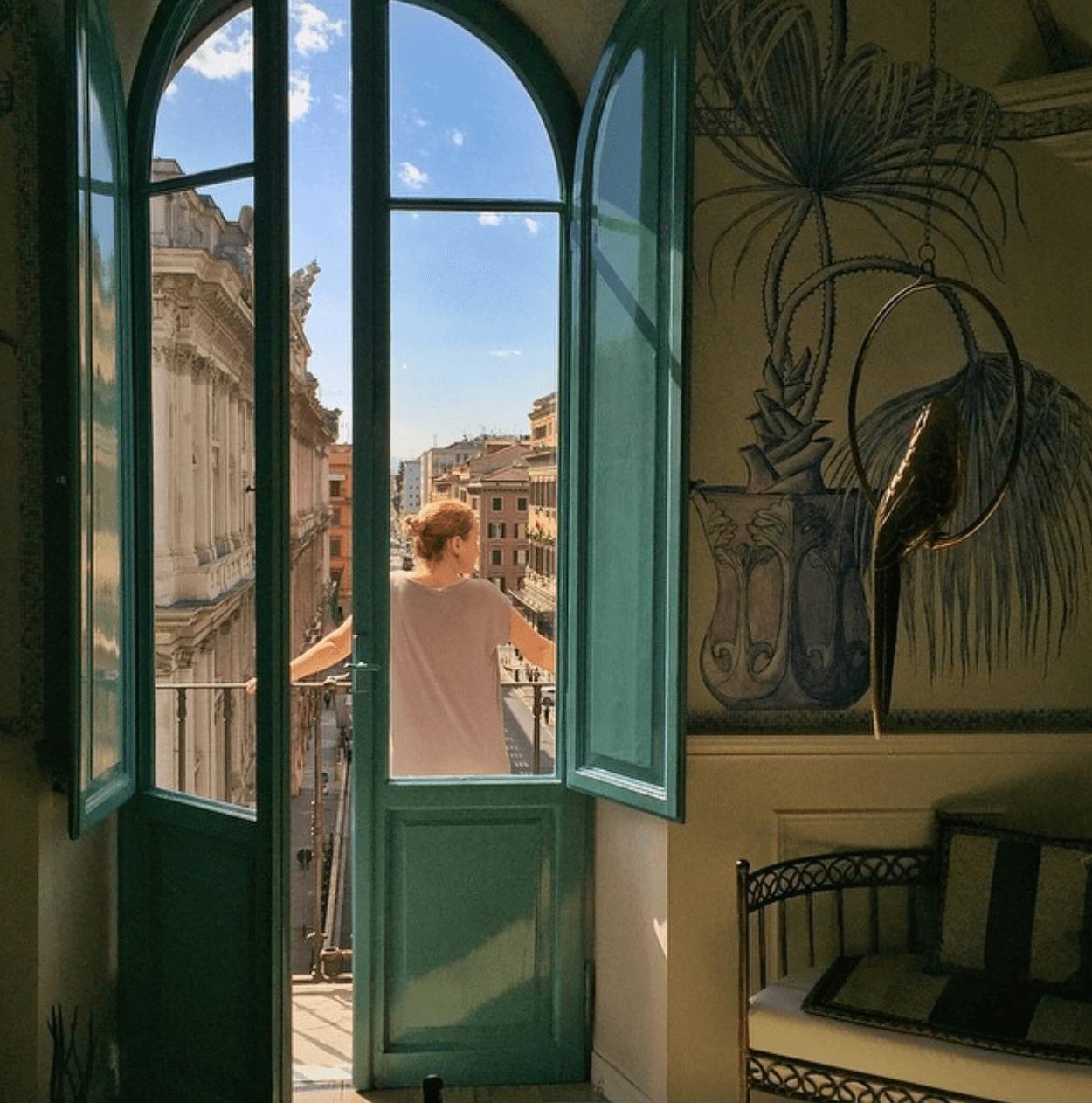 Lilium Rome Hotel