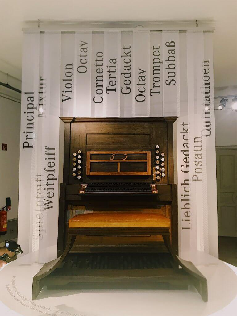 Bach Museum , Leipzig