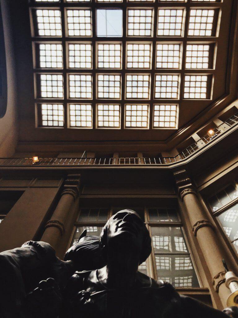 Faust Statue, Auerbachs Keller