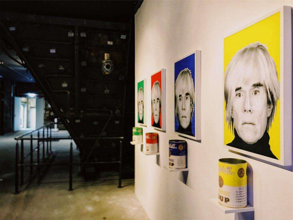 Warhol, Kunstkraftwerk