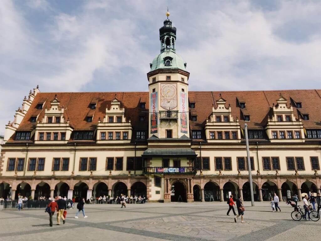 Markt Square, Leipzig