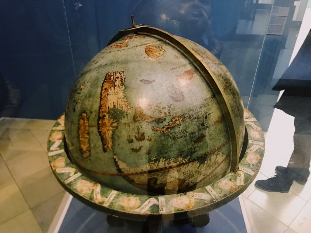 worlds oldest globe martin beheim