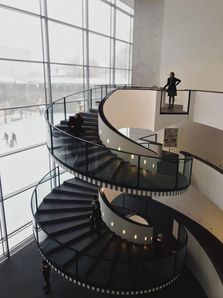 Neues Museum Staatliches Museum fur Kunst und Design Nuremberg