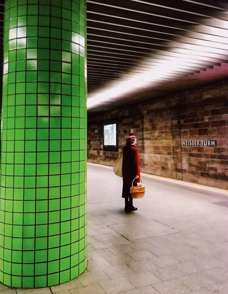 Nuremberg underground