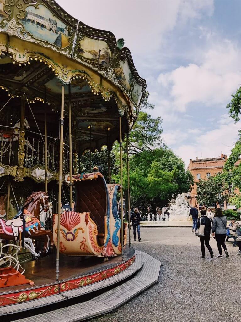 Carousel Toulouse