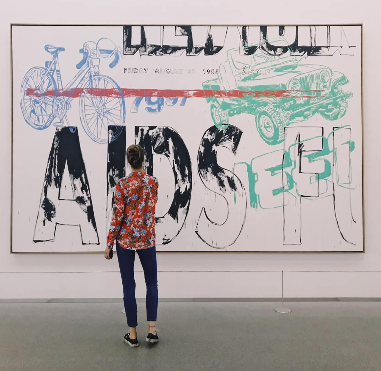 Warhol Pinokothek der Moderne