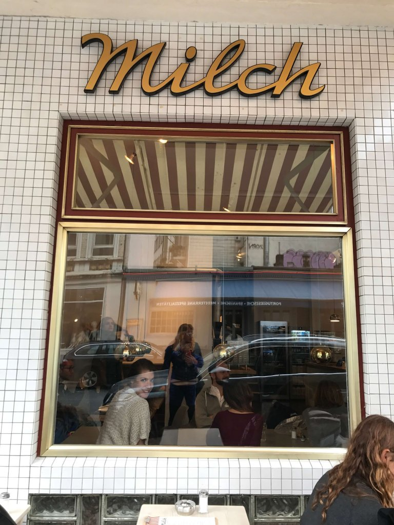 milch best coffee in hamburg