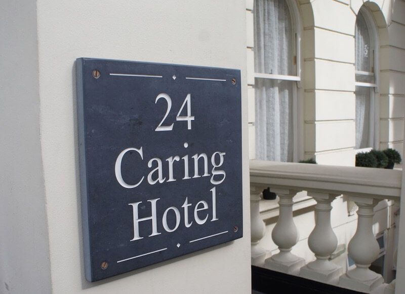 Caring Hotel, London