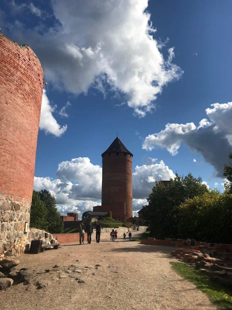 Medieval Castle of Turaida sigulda