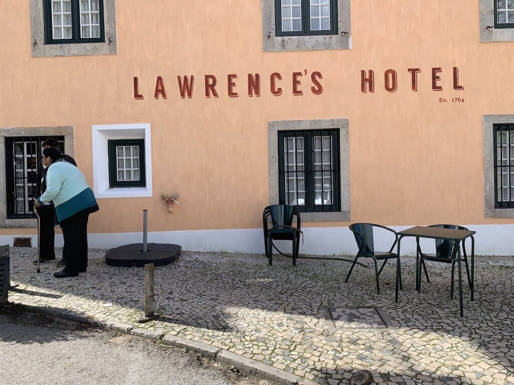 Hemingway Sintra Lawrences Hotel