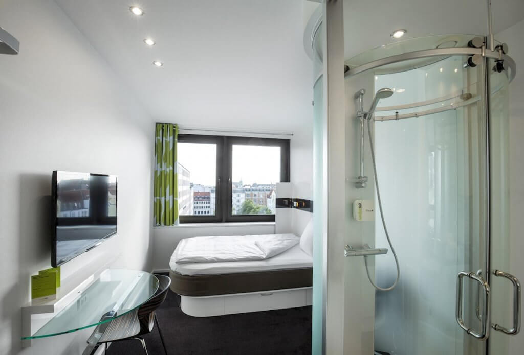 bedrooms at Wakeup-Copenhagen-B