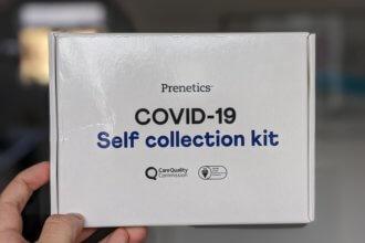 Private PCR home testing